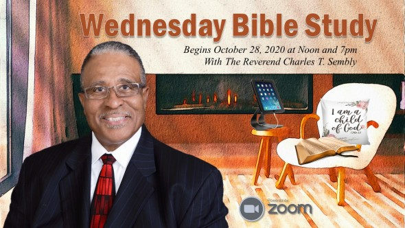 Wednesday Bible Study 2020-2021